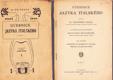 Učebnice jazyka italského pro obchodní akademie. Díl 1., (Pro 1. a 2. ročník), 2, Přehled italské mluvnice