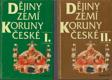 Dějiny zemí Koruny české I.-II.