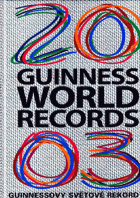 Guinness world records. 2003