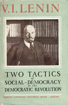 Two Tactics of Scocial-Democracy in the Democratic Revolution