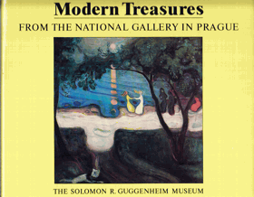 Modern Treasures from the National Gallery in Prague