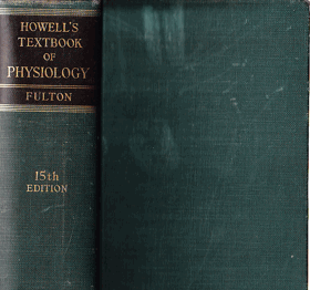 Howell's textbook of physiology